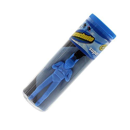 Preisvergleich Produktbild MagiDeal Verwicklung Frei Spielzeug Hand Werfen Fallschirm Drachen Spielzeug Blau