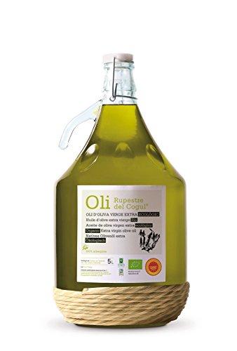 Aceite de Oliva virgen extra - Ecológico - Denominación de origen protegida...