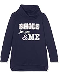 s.Oliver 53.709.41.3138, Sweat-Shirt Fille, Blau (Blue 5815), 6 Ans
