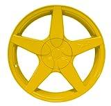 raid hp 380004 Automotive Sprühfolie, 500 ml, Gelb Seidenglanz