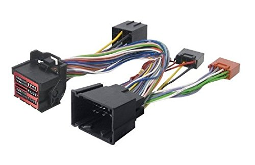 Phonocar 04811 Cables personalizados para kit de manos libres con navegador Alfa...