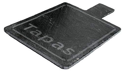 Vinbouquet Fih 358 Tabla De Pizarra para Aperitivos, Negro