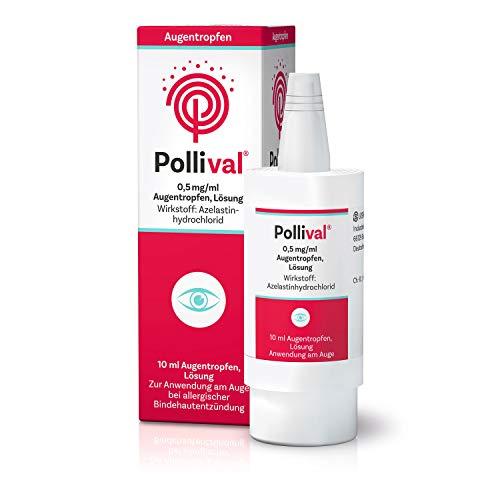 Pollival 0,5 mg/ml Augentropfen, 10 ml Lösung