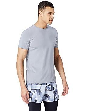 FIND Short Sleeve - Camiseta Deporte Hombre