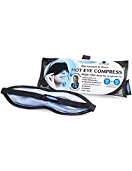 The Eye Doctor - Masque compresse pour les yeux micro-ondable