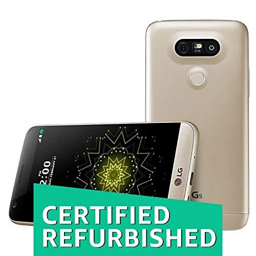 (CERTIFIED REFURBISHED) LG-H860 G5 (Gold)
