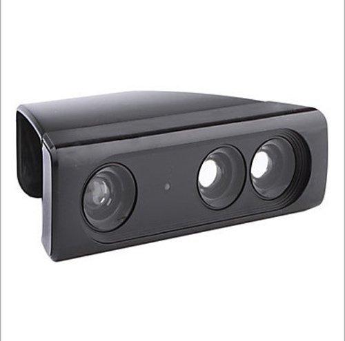 Cewaal 1pcs Super Zoom Weitwinkel-Objektiv-Sensor Range Reduction Adapter für Xbox 360 Kinect (360 Kamera Xbox)