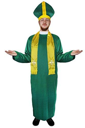 ILOVEFANCYDRESS I Love Fancy Dress ilfd4047s Herren 's Irish Priest Kostüm (klein)