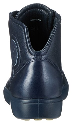 Ecco Damen Soft 7 Ladies High-Top Blau (1038MARINE)