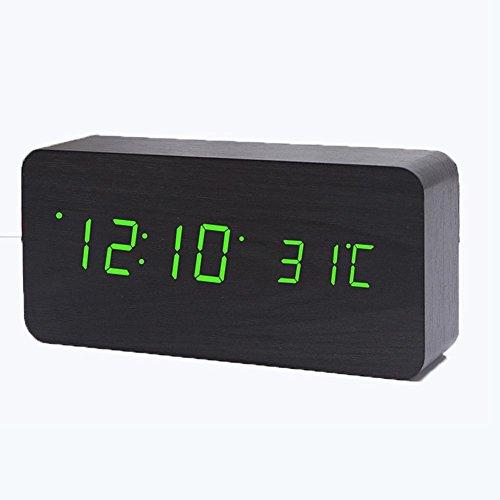 Sveglia Sveglia Digitale Intelligente Sensore Grande Lcd
