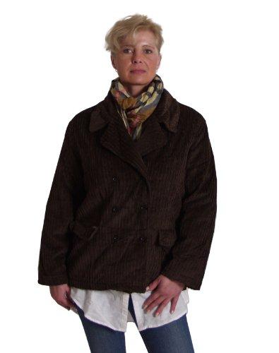 Cord Blazerjacke 'Kathy' Braun Gr. M (Jungen Cord-blazer)