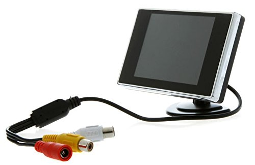 SaySure - 3.5 inch HD Car monitor Car Color TFT