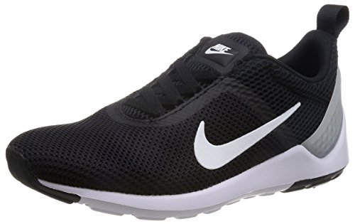 los angeles 44b35 1e739 Nike 811372-010 Mens Lunarestoa 2 Running Shoes Black ...