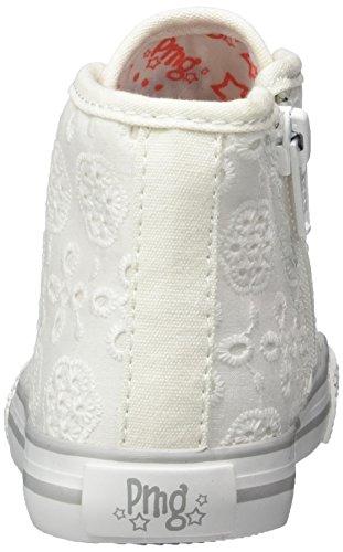 Primigi Mädchen Pgc 7315 High-Top Weiß (BIANCO)