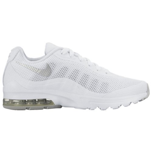Nike Wmns Air Max Invigor, Damen Gymnastikschuhe, Elfenbein (White/Metallic Silver 100), 40 EU (Air Max Fall)
