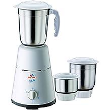 Bajaj GX-1 500-Watt Mixer Grinder with 3 Jar