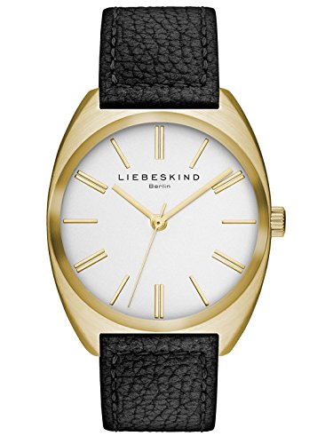 Liebeskind Berlin Damen-Armbanduhr Nubuk Analog Quarz LT-0018-LQ