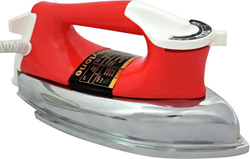 silytone Heavy Weight Aluminium Electric Dry Iron for Everyday Purpose (Multicolour)