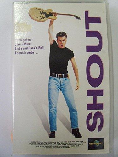 Shout [VHS]