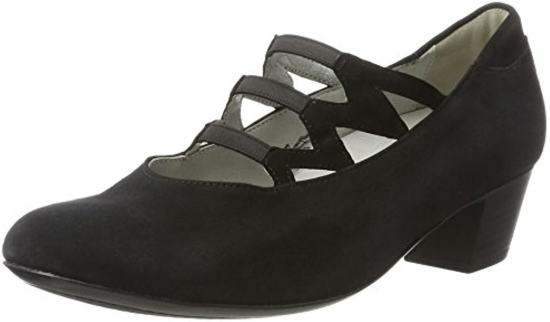 Waldläufer Hilaria - Tacones Mujer  Zapatos de moda en línea Obtenga el mejor descuento de venta caliente-Descuento más grande