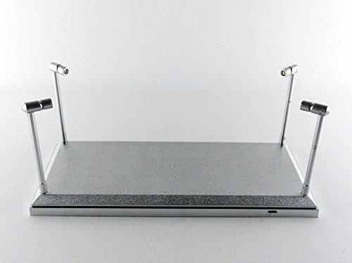Triple 9 - T9 - 189922 - Boîte - Vitrine Show - Case 1/18th - LED - Échelle 1/18 - Plexiglass/Argent