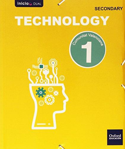 Pack Technology. Student's Book. Valencia. ESO 1 (Inicia Dual) - 9788467351156 por Varios Autores