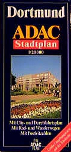 ADAC Stadtplan Dortmund (ADAC Stadtpläne)