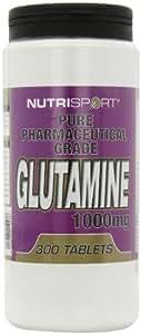 Nutrisport Glutamine Tablets Pack of 300