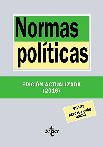 normas-politicas-derecho-biblioteca-de-textos-legales