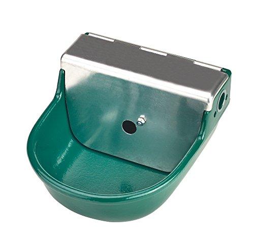 EIDER Schwimmertränkebecken 2 Liter - Tränke-Becken Für Pferde, Rinder, Schafe, Ziegen oder Hunde l