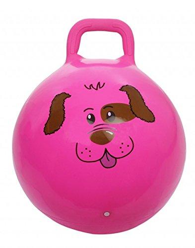 Aarushi Inflatable Hopper Ball With Handle e5c12daeb6b2