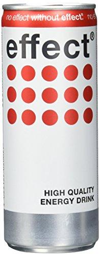 effect Energy Drink, 24er Pack, EINWEG (24 x 250 ml)
