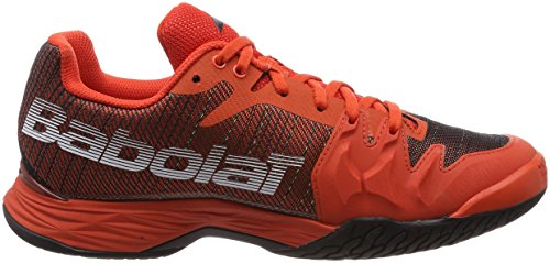 Babolat Color Los Los Zapatos Chorro De Ii Cortos De Rojo Pe De Partido 2018 De Todos Negro xqfwqT