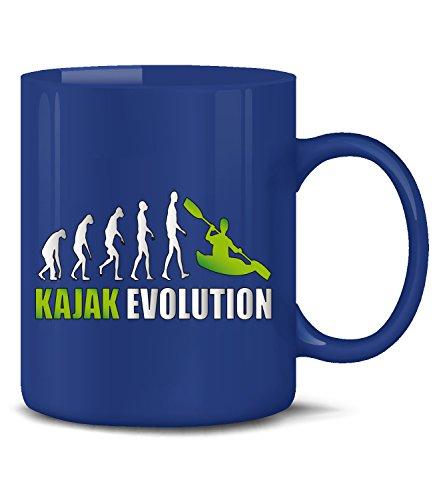 KAJAK EVOLUTION 619(Blau-Grün)