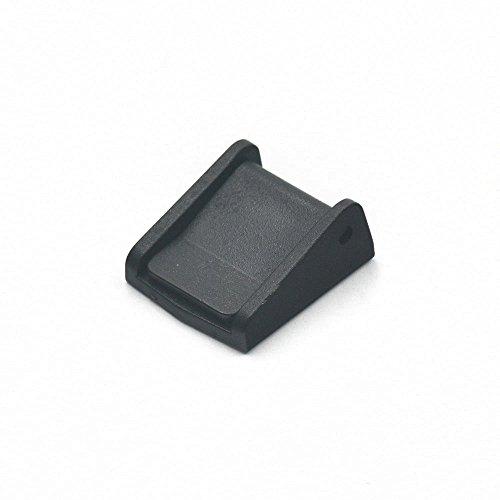 hanhanlop 30PCS 19mm 25mm 3/10,2cm 2,5cm Cam Schnallen Kunststoff für Gurt Gürtel Gurtband Paracord Lanyard Release Seite, 19mm(3/4