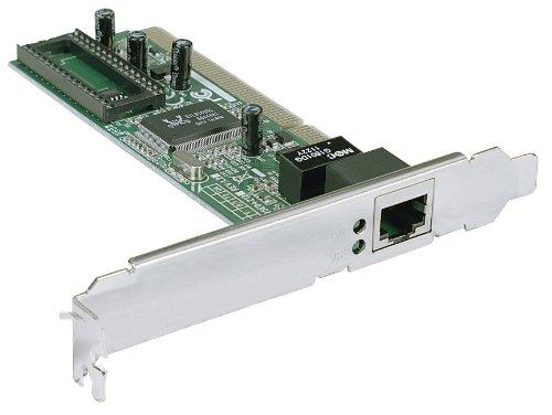 Intellinet Gigabit PCI Netzwerkkarte 32 Bit 10/100/1000 Mbit/s PCI Netzwerkkarte 522328