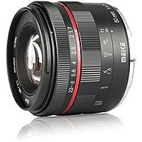 Meike MK 50mm f/1,7Großer Manueller Fokus Objektiv für Sony full Frame E-Mount spiegellose Kameras