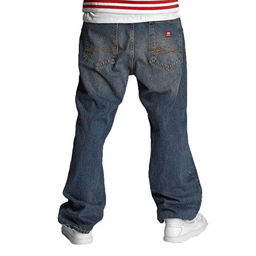 Ecko Unltd. Baggy Jeans Fat Bro Blue