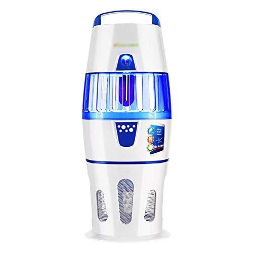 Moskito lampe Insektenvernichter Elektronische LED Moskito Catcher USB Photokatalysator UV Mückenfalle Mörder Mit Vakuumventilator Für Innen Home Office 165 * 165 * 410mm 11 Watt (farbe: Lila)8fd9c - Lila Turm-ventilator
