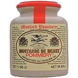 Pommery French Wholegrain Mustard, Pommery Meaux Mustard - 500g