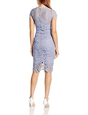 Paper Dolls Women's Crochet Lace Dress