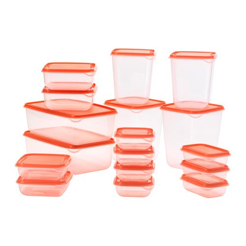 ikea-pruta-lot-de-17-boites-de-conservation-pieces-orange-transparent