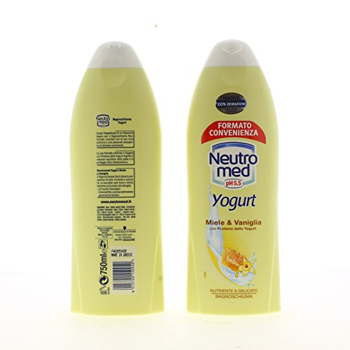 Neutromed Bagno 750Ml Yogurt/Miele
