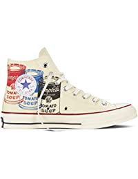 c1ee7b13b Converse All Star Prem Hi 197 s Warhol - Zapatilla Alta Unisex Adulto