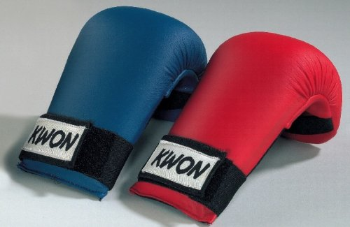 Kwon Karate / Ju Jutsu Handschützer Iadro, Größe:L;Farbe:Blau