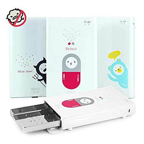 DCKR Fast And Easy Uv Smartphone Sterilizer To Kill Bacteria