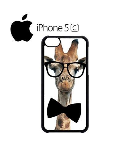 Geek Giraffe Nerd Geek Bow Tie Mobile Cell Phone Case Cover iPhone...