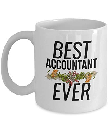 ZZHOO Best Accountant Mug Gifts Best Ever Thank You Coffee Mugs hot Chocolate Tea Cup White Present Amazing Awesome Beautiful Wonderful Funny Women him her Professions Midwives Childbirth Retired White Hot Cup
