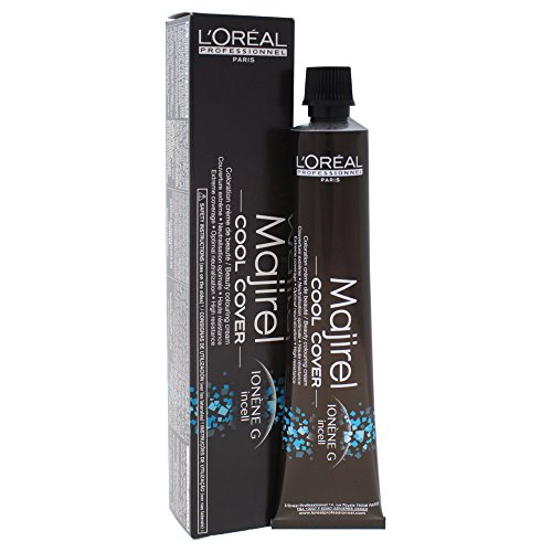 L\'Oréal Professionnel Majirel Cool Cover - 6,11 dunkelblond tiefes asch, Tube, 50 ml