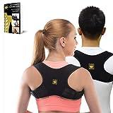 Corrector de postura de Macaya - Soporte de espalda Mujer y Hombre - Prevenir y...